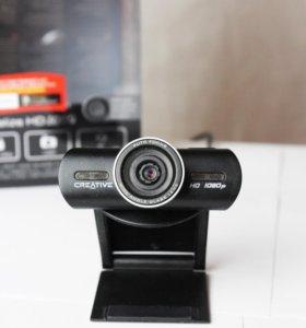 Веб-камера Creative Live! Cam Socialize HD1080