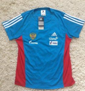 Футболки Сб.России по биатлону и лыжным гонкам
