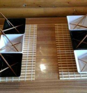 Набор японской посуды
