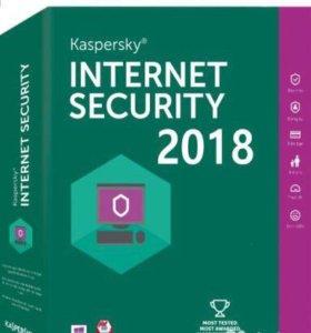 Kaspersky Internet Security 1 PC 1 год