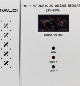 Стабилизатор напряжения Vivaldi ZTY 1000ВА