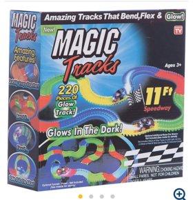 magic track