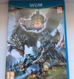Monster hunter 3 ultimate Wii U