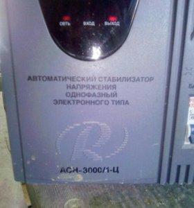Стабилизатор АСН-3000/1С