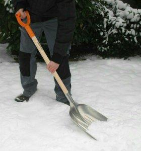 Уборка снега с крыш, гаражей и т.д