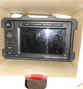 Навигатор телевизор хонда
