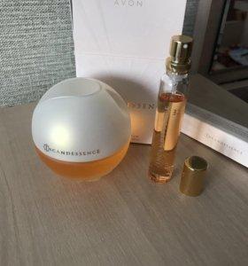 Новый набор парфюмированной воды Incandenssence