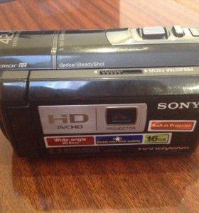 Видеокамера Sony HDR PJ10E