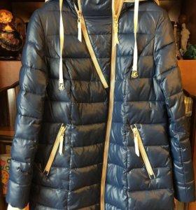 Новая куртка зимняя,синтепон