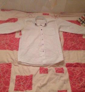 Школьная рубашка для подростка