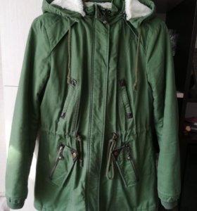 Куртка Парка. Весна-осень