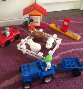 Лего ферма