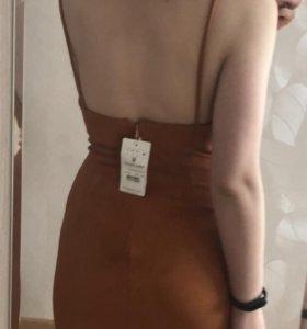 Платье от известного бутика