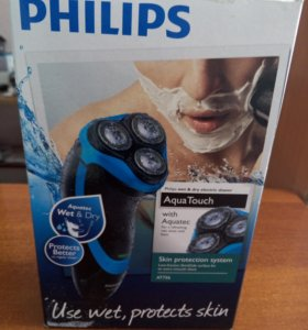 Philips AquaTouch AT756