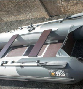 Продам лодку Ривьера 3200 с мотором Hangkai T6