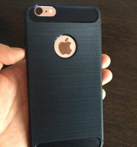 iPhone 6S Plus на гарантии