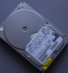 Жёсткий диск 80 GB
