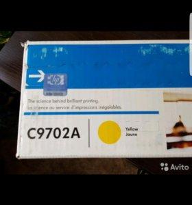 Картридж HP c9702a оригинал новый b08b29dd1e04f