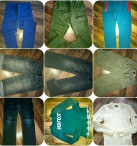 Одежда на мальчика 152-158 мешком