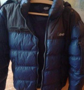 Зимняя куртка(синтепон)