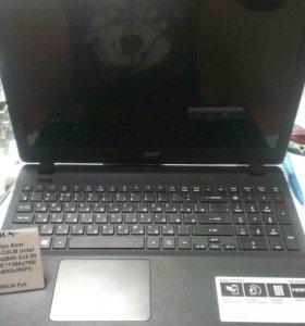 Ноутбук Acer ES1-512-C0LM 2 ядра 4 гига