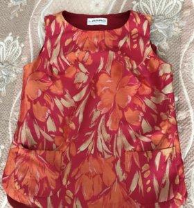 Летняя блузка 48 размер