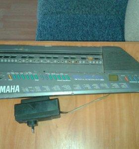 Электронный синтезатор звука.