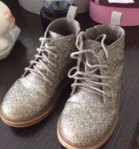 Ботинки Zara 22 р