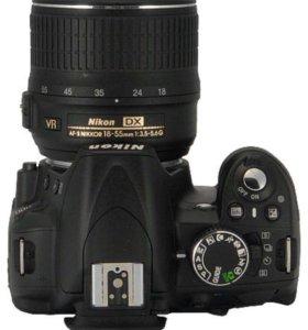 Nikon D 3100  в отличном состоянии