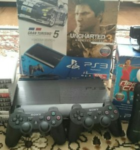 Play Station super slim 500 GB