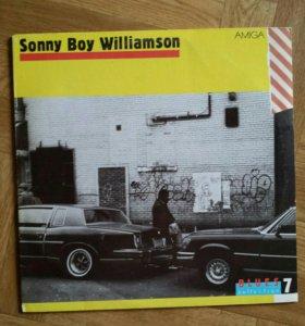 Пластинка Sonny Boy Williamson