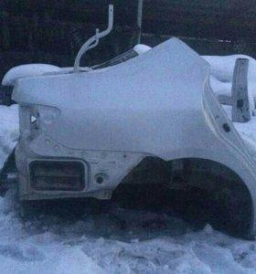 Задняя часть автомобиля Toyota Corolla,ADE150, ND