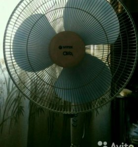 Вентилятор напольный.