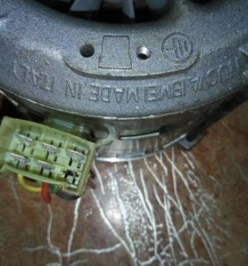 Мотор от стиральной машинки б\у