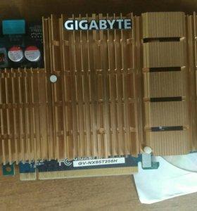 Видеокарта gigabyte gv-nx85t256h