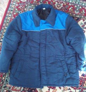 Куртка спецовка зимняя