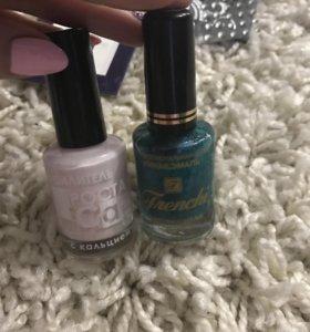 Лак для ногтей ( новые)