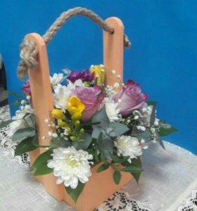 Цветы,композиции
