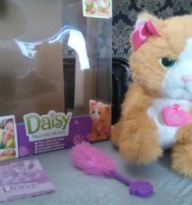 Интерактивная кошка Daisy