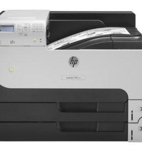 Принтер HP Laserjet 700 MF 712