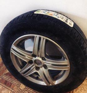 Продам шины новые