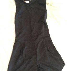 Платье шортами