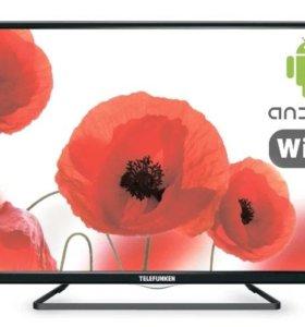 """Телевизор 42"""" Telefunken TF-LED42S39T2S SmartTV"""