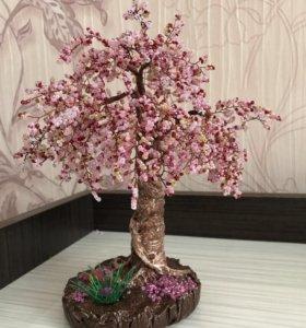 Композиция Сакура цветущая