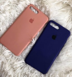 Silicone case for Iphone 7,8+