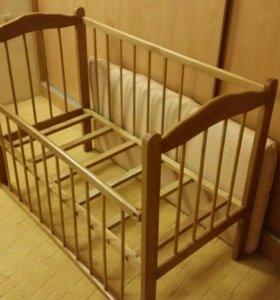 Детская кроватка, в идеале!