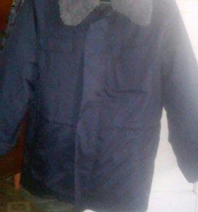 Куртка Boss зимняя и осенняя
