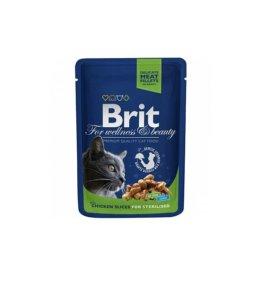 Brit Premium для кастрированных и стерилиз кошек