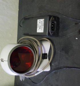 Лазерный многоплоскостной сканер