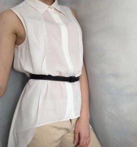 Белая рубашка Zara